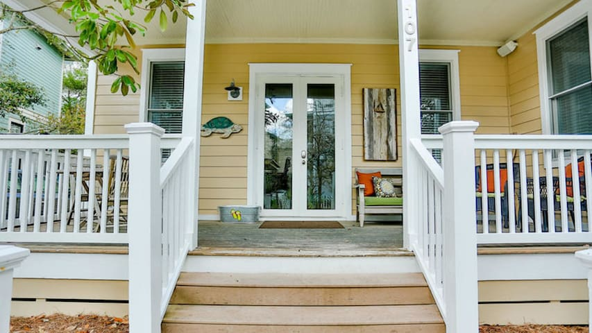 Pink Cheeks-30-A's most popular beach community - Seagrove Beach - House