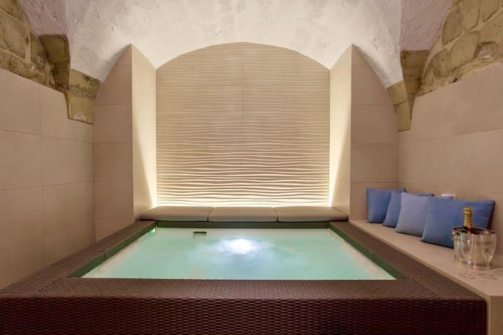 Corte dei Florio Lecce PIETRA Luxury apartment