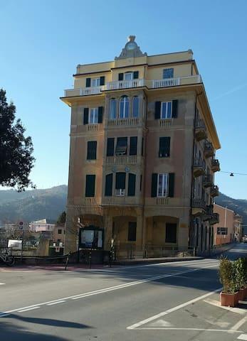 In centro ad Albisola - Albisola Superiore - Apartamento
