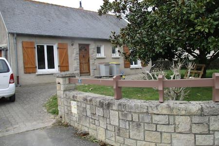 Maison de bourg près de St Malo - Saint-Guinoux - Casa