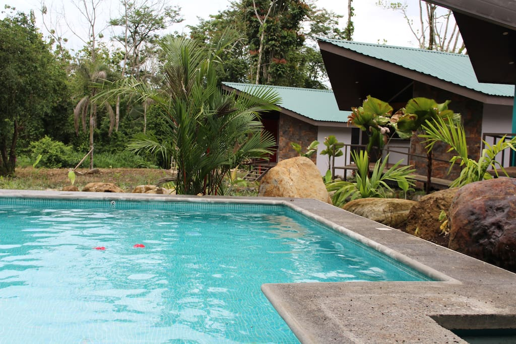 Amazing place next to the La Fortuna and Arenal Volcano area!