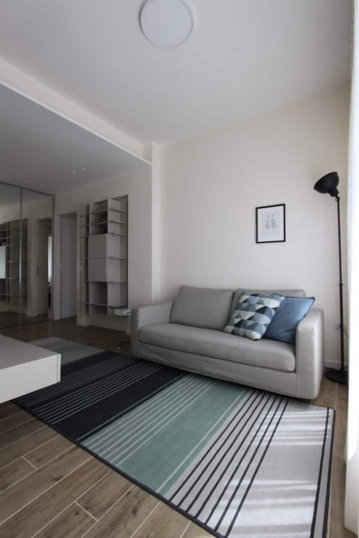 Splendido appartamento appena ristrutturato