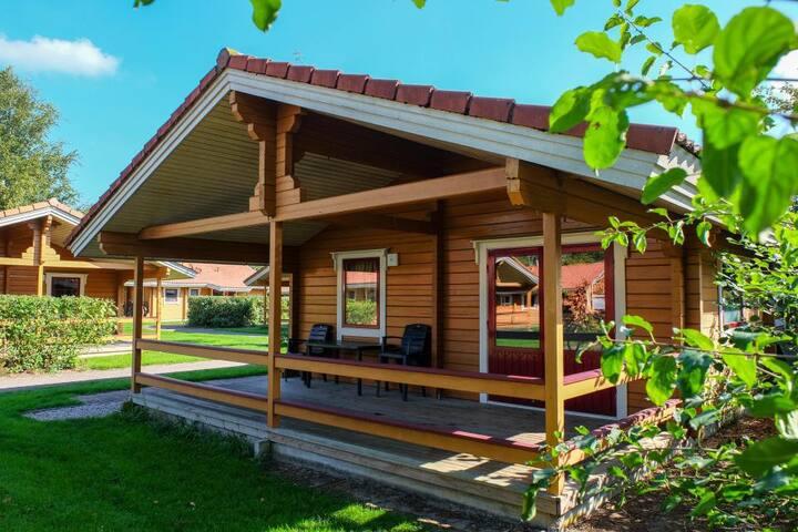 Heerlijke bungalow op kindvriendelijk vakantiepark