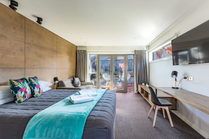 Deluxe Studio at Arrowtown Motel Apartments