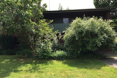 Stor villa nära havet i Rörvik. - Haus