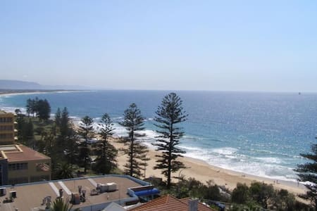 Beach Views - Wollongong - Huoneisto