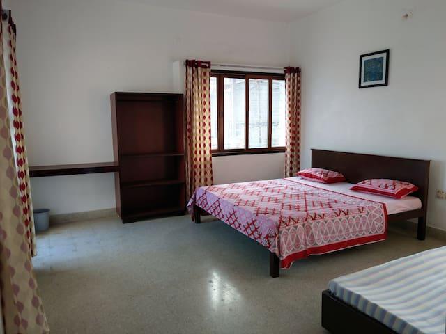 Sea view Apartment Premium A/C room.