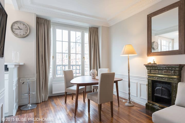 Auteuil areal - lovely 1 bedroom