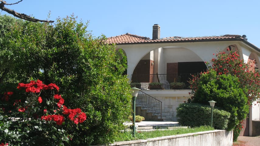 Spacious Villa with pool and garden - Marino - Dom