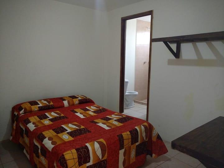Habitaciones confortables en Perote