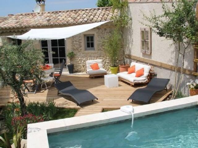 """maison de village """" La Gallenclère"""" - Visan - House"""