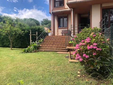 Precioso apartamento en Prellezo, Cantabria.