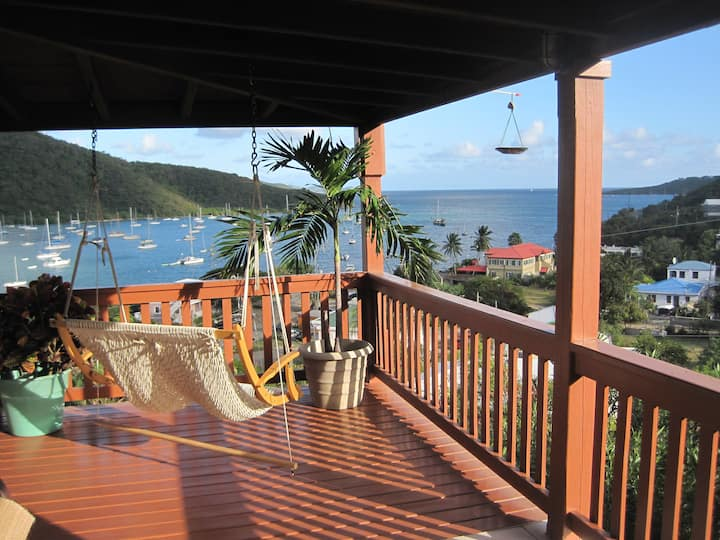 CORALBAYVIEW 2BD, FL KITCH, W/D, RENTAL JEEP AVL.