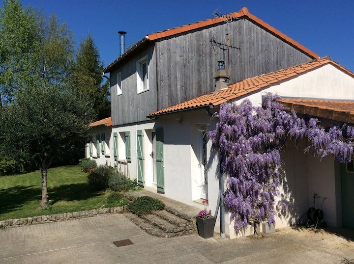 Maison familiale sur Niort