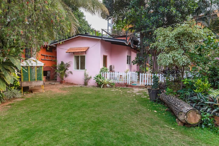 Bangalore cottage