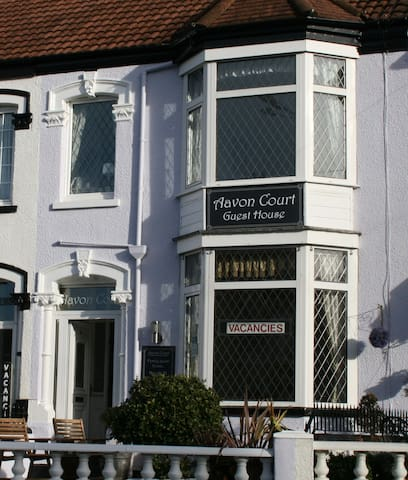 Aavon Court Guest House - Cleethorpes - Pension