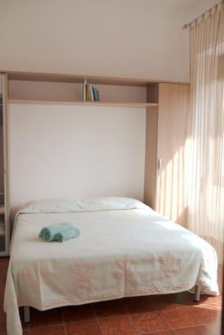 Camera da letto principale, con bagno in camera