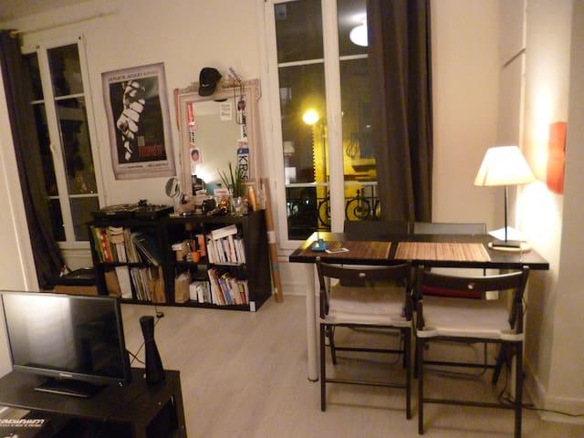 Appartement deux-pièces