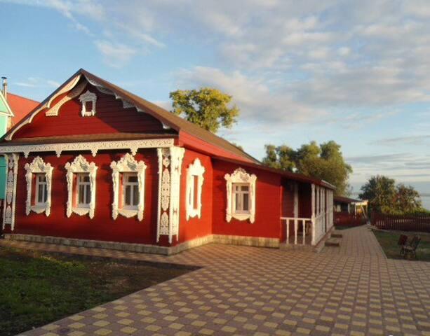 Гостевой дом на Валах