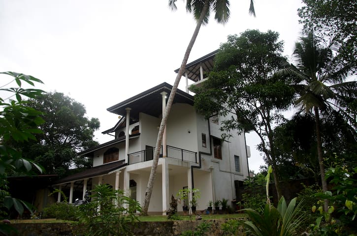 Nature Lovers Green Villa  (Sri Lanka Beauty Land) - Galle  - Apartament