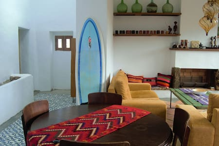 Riad Al Nassim..Room with double bed (Ensuite) - Ye