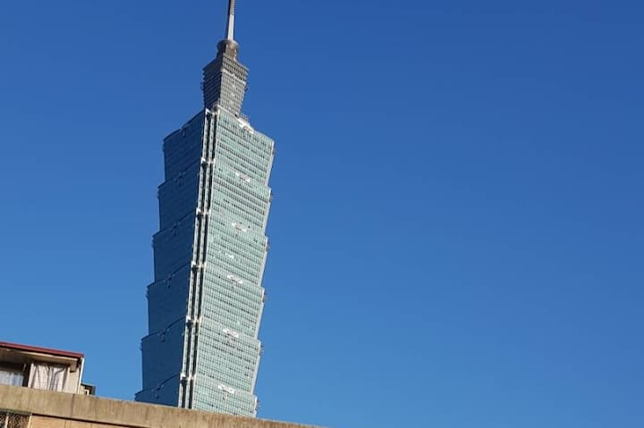 Taipei 101,Maggie House 為女主人的家,體驗台灣傳統與現代化的融合。