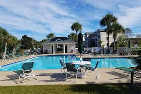 The Heart of Sunset Beach (Sandpiper Bay)