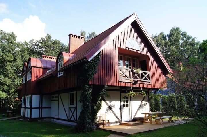 Lovely apartaments in Preila