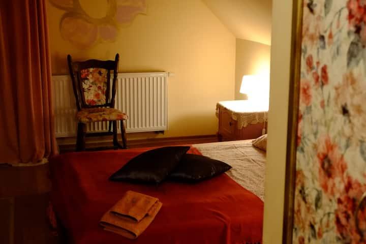 Miły pokój 4 km od morza / Nice room 4 km to Sea