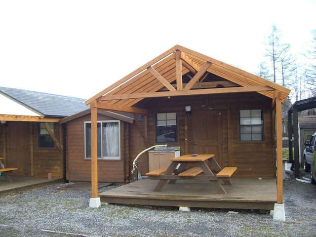 KARUIZAWA Pension HIMAWARI! Stay in a Cottage, and have a BBQ!!! 飲食持ち込みOK!【D】
