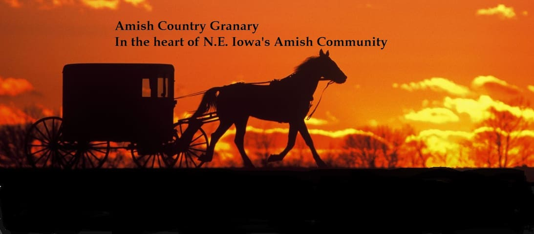 Amish Country Granary