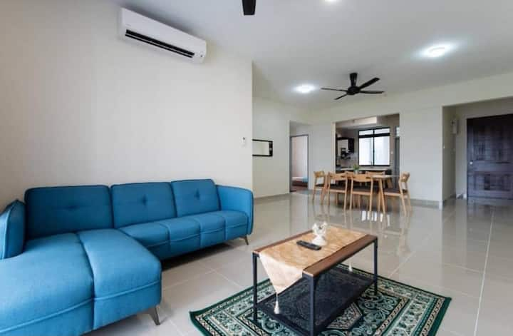 Putrajaya Tamara Residence Homestay