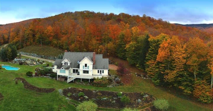 Manelick's Dream, Stowe Home with a View