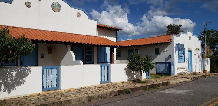 CHALÉS DE SÃO JOSÉ Casa2 Conforto & Tranquilidade