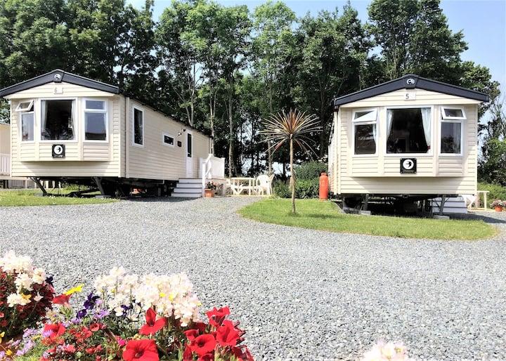 Cornish Seaside Holiday Caravan SD05