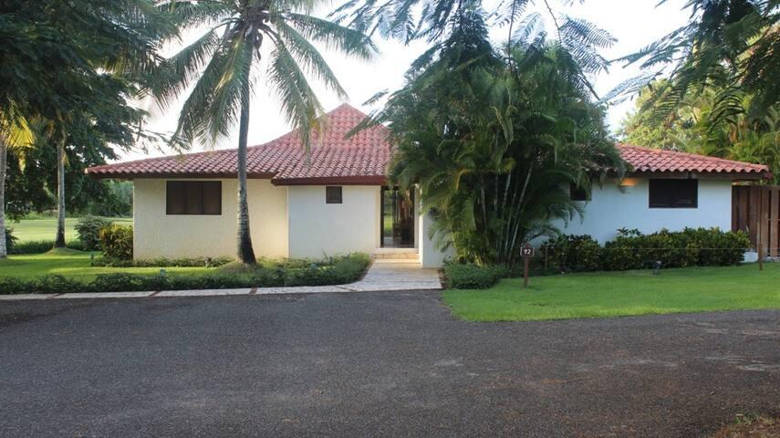 Golf villa, Casa de Campo, La Romana, Republica - La Romana - Dům