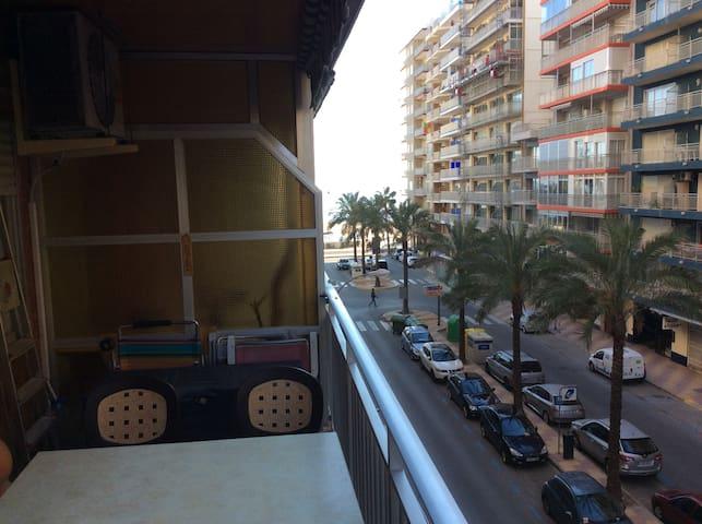 Appartement spacieux plage de Cullera - Cullera - Departamento