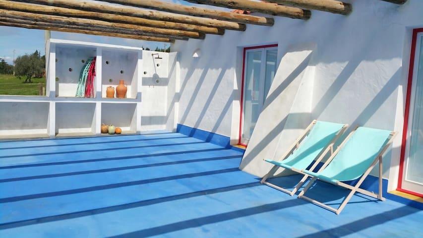 """Casa da Charca"" - SW Alentejo - Beach/Countryside"