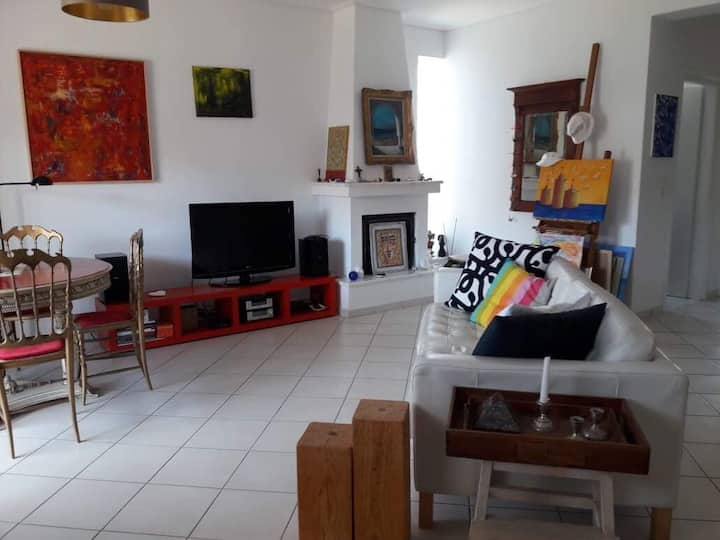 Apartment near beach, samos