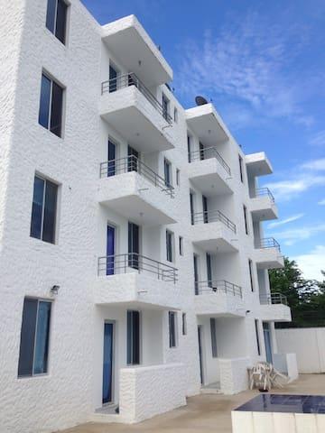 Mini departamento en la playa - Tonsupa - Huoneisto