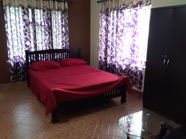 Quiet , clean House in Kannur for your vacation. !