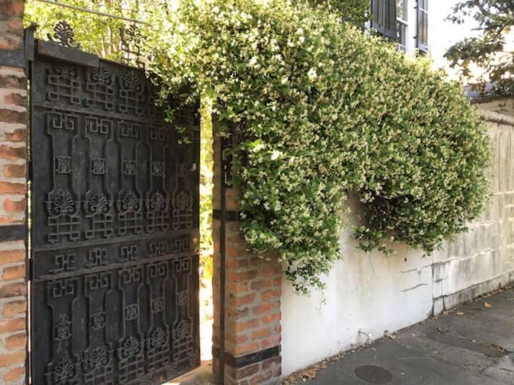Garden privacy!