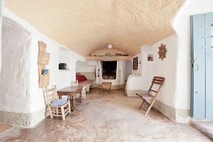 Alcobas 1 - Una cueva en Andalucía - Baza - Grotta
