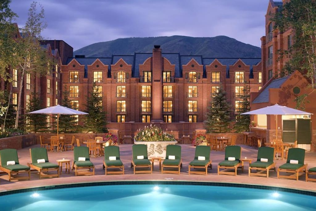 Exterior Resort Pool