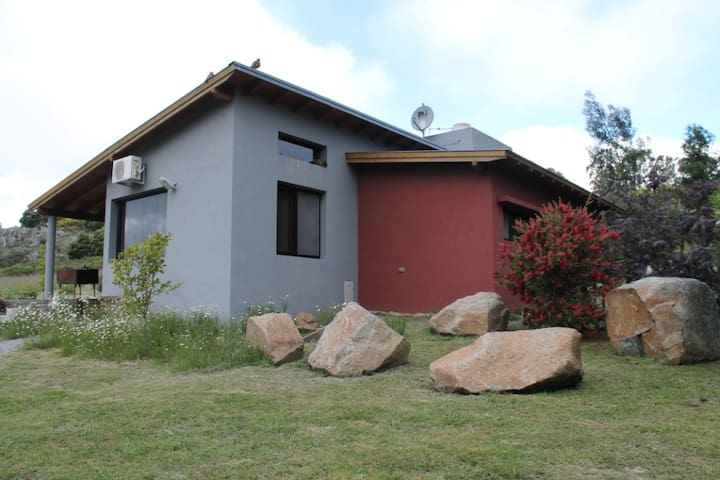 Casa/Cabaña Los Aromos en Las Golondrinas Tandil