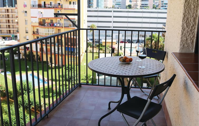 Holiday apartment with 1 bedroom on 45m² in Torremolinos