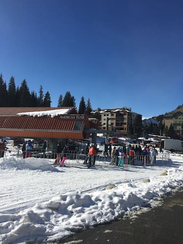 Copper Mountain Ski-in-Ski-out Room - Copper Mountain - Apto. en complejo residencial