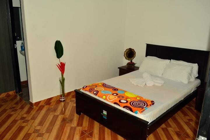 Finca Hotel el Guadual - Habitación doble