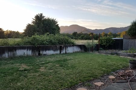 single room hidden gem - Calistoga