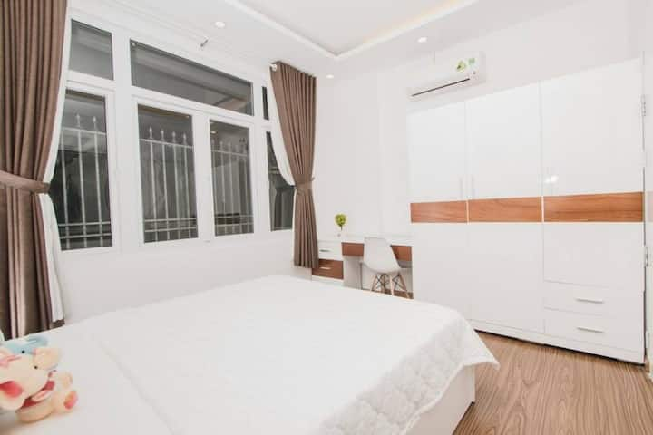 SM7A2.Serviced 40 apartment on Nguyen Trai, dist.1
